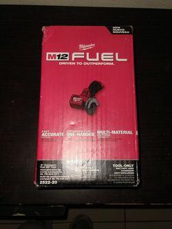Milwaukee M12 Compact Cut Off Fuel for Sale in Miami Shores,  FL