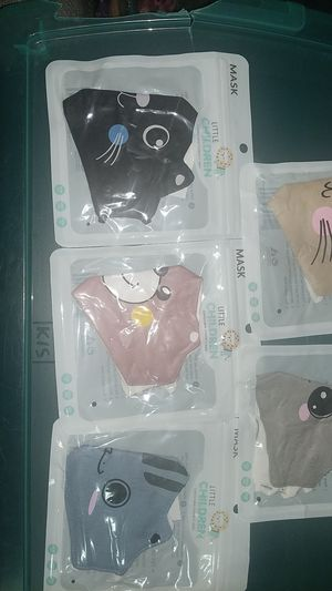 Kids Animal Cloth Masks for Sale in MONTGOMRY VLG, MD
