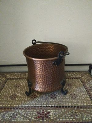 "Vintage ""Copper"" Pot for Sale in Houston, TX"