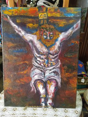 ABSTRACT RELIGIOUS ART for Sale in Plant City, FL