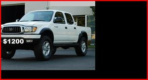 Price$1200 Toyota Tacoma for Sale in Towson, MD