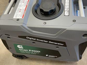 Cummins 4500 Generator Inverter for Sale in Vancouver,  WA
