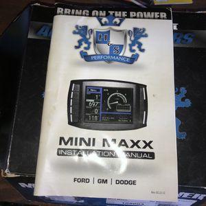 H&S MINI MAX TUNER/Diesel Can Tune for Sale in Stuart, FL