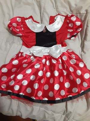 Minnie Mouse Costume for Sale in Grand Prairie, TX