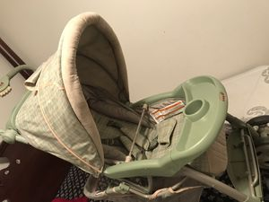 Baby stroller with car seat good condition for Sale in Fletcher, NC