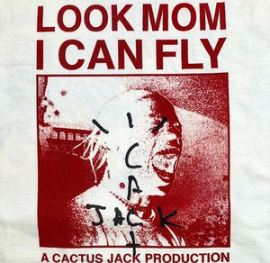 Travis Scott Look mom I can fly merch for Sale in Phoenix, AZ