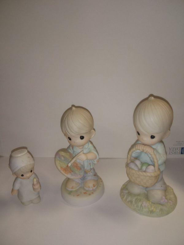 Precious moments figurines