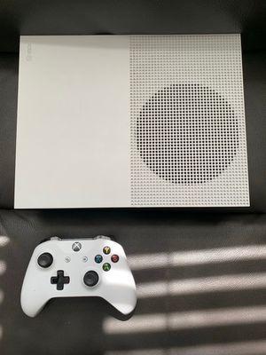 Xbox One S 1TB w/ two games Forza 4 & NBA 2K19 for Sale in Marietta, GA