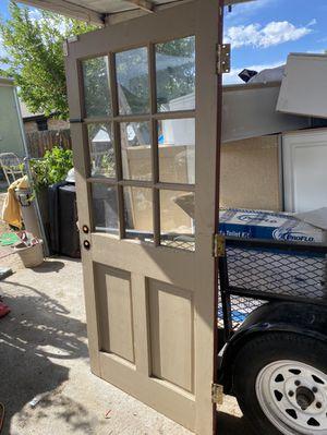 Exterior door for Sale in Thornton, CO