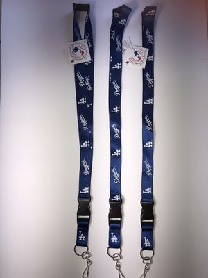 Dodgers Lanyard (each sold separately) for Sale in San Jose, CA