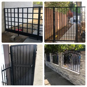 Gates, doors, fencing for Sale in Compton, CA