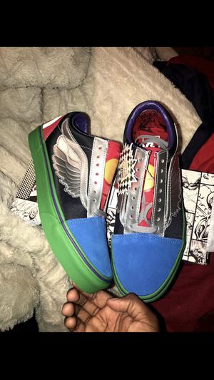 Marvel x Vans Collab for Sale in Memphis, TN