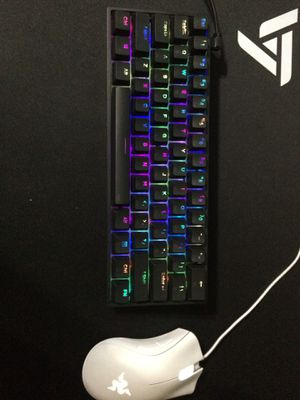 Mechanical Gaming Keyboard&Mouse for Sale in Easton, IL
