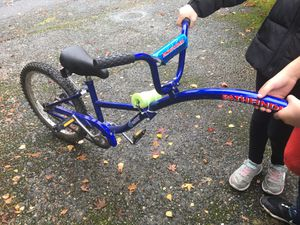 Pull along bike for kids for Sale in Seattle, WA