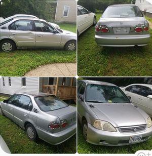 99 Honda Civic for Sale in Chesterfield, VA