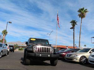 2017 Jeep Wrangler for Sale in Tucson, AZ