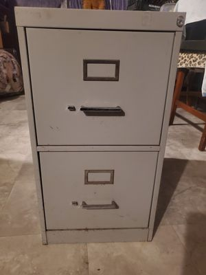 2-Drawer Vertical File Cabinet for Sale in Los Angeles, CA