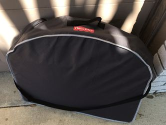 LIKE NEW FISHERPRICE FOLDABLE CRIB IN TRAVELBAG ONLY $40 Firm for Sale in Port Charlotte,  FL