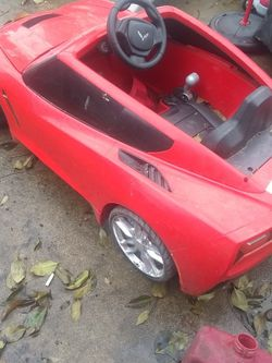 red car for kids for Sale in Killeen,  TX