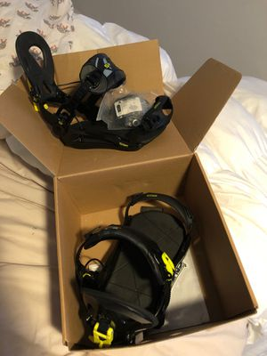 Fastec rear entry bindings new never used for Sale in Fairfax, VA