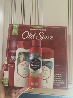 Old spice gift set for Sale in Tustin, CA