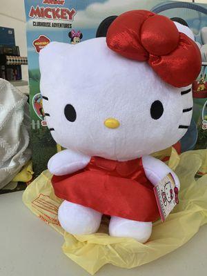 Hello Kitty in red dress 12 inch. In montebello 90640 for Sale in Montebello, CA