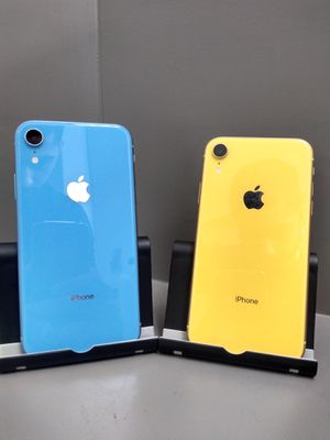 Iphone XR 64GB Unlock as low as $28 down payment for Sale in Sanford, FL
