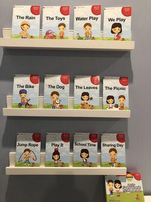 Preschool prep easy reader books for Sale in Tacoma, WA