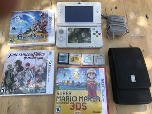 Nintendo 3DS with Games! for Sale in Austin, TX