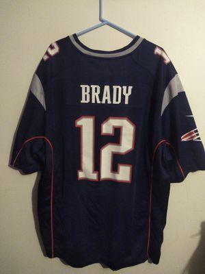NFL jersey patriots tom brady size XXL for Sale in San Diego, CA