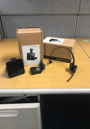 Plantronics cordless Telephone Headset for Sale in Chula Vista, CA