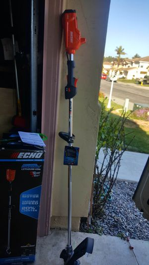 Brand new Echo string trimmer corldless 58v brushless motor (Tool only) for Sale in Chula Vista, CA