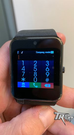 Brand New G8 Smart Watch for Android and iOS. FREE POWERBANK INCLUDED! for Sale in Davenport, FL