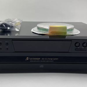 Sony 5 Disc CD Changer System Model CDP-CE275 No Remote CD Player Disc Stereo for Sale in Tucson, AZ