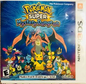 Pokemon Super Mystery Dungeon Nintendo 3DS 2DS video game for Sale in Riverside, CA