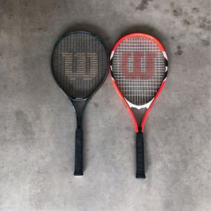 Wilson Tennis Rackets for Sale in Queen Creek, AZ