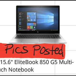 BRAND NEW IN BOX-HP 3RS10UT EliteBook 850 G5-$1300.00 Cash (All Pictures Give Info Needed) for Sale in Puyallup, WA