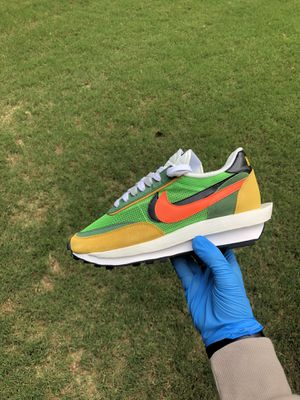 Nike LD Waffle Green Multi for Sale in Kennesaw, GA