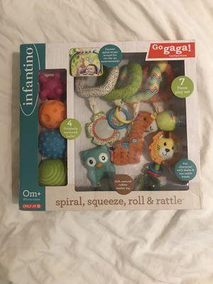 Infantino Sensory Toy Set for Sale in Denver, CO