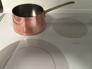 Paul revere copper pan with brass handle..1801 for Sale in Largo, FL