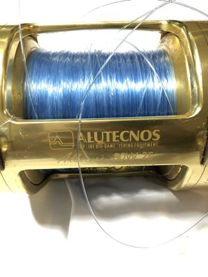 Alutecnos Albacore 80w 2s (made in Italy) big game fishing reel for Sale in Winter Springs, FL