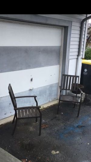 Outdoor furniture for Sale in Brockton, MA