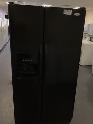 Whirlpool side by side refrigerator 10% off 🚨 for Sale in Las Vegas, NV