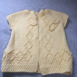 New Hand Made Grill Sweater Vest for Sale in Bristol, PA