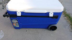 Igloo Maxcold Wheeled Cooler - 110 Quarts for Sale in La Mirada, CA