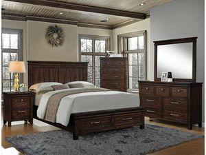 Cassidy storage platform bedroom set *NEW!*SALE!* for Sale in Atlanta, GA