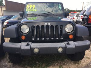 2007 Jeep Wrangler for Sale in Winder, GA