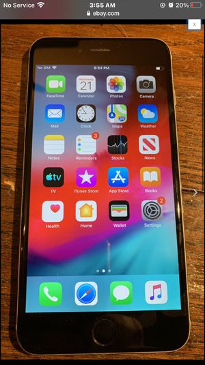 iPhone 6 Plus TracFone for Sale in Lexington, KY