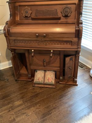 Old pump organ for Sale in Lillington, NC