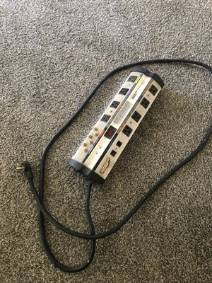 Power cord with 8 plugs for Sale in Covina, CA